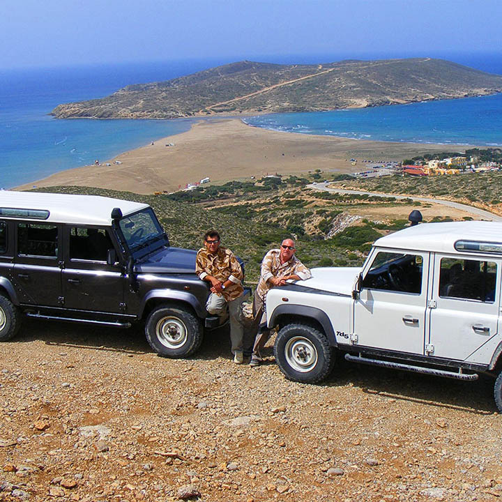 Land Rover 4x4 Safari