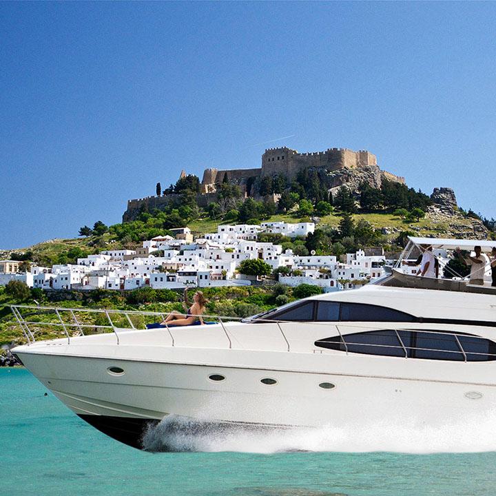 Lindos Luxury Cruise