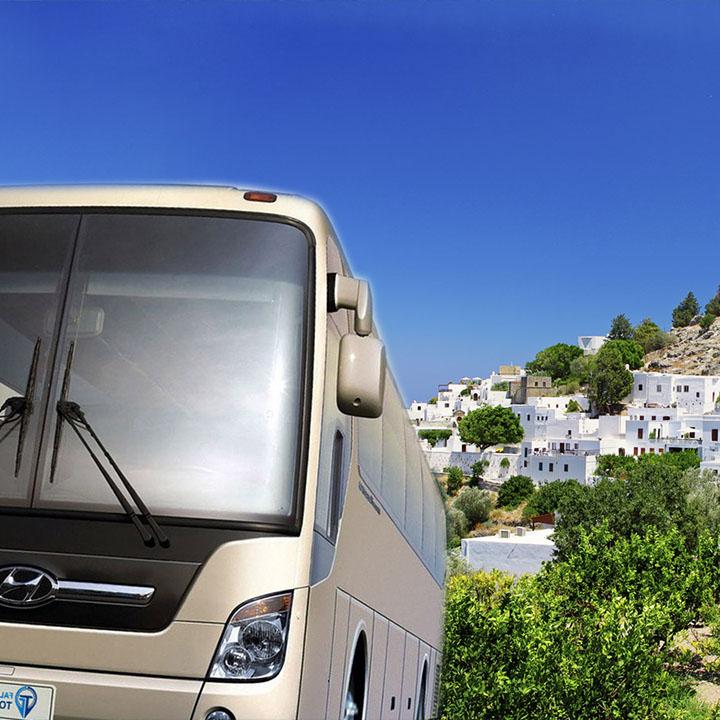 Bus Excursion to Lindos