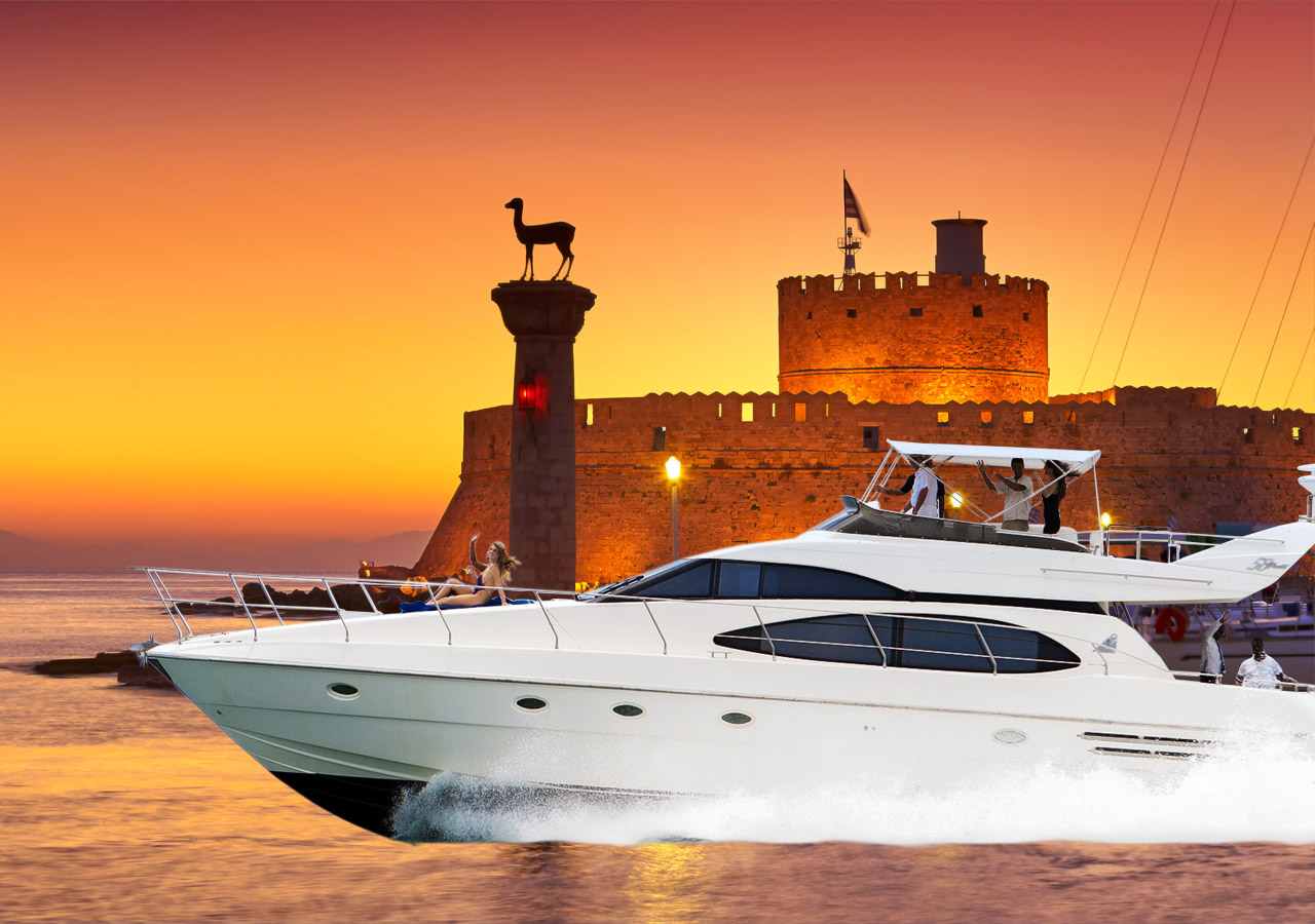 Sunset - Old Town luxury cruise